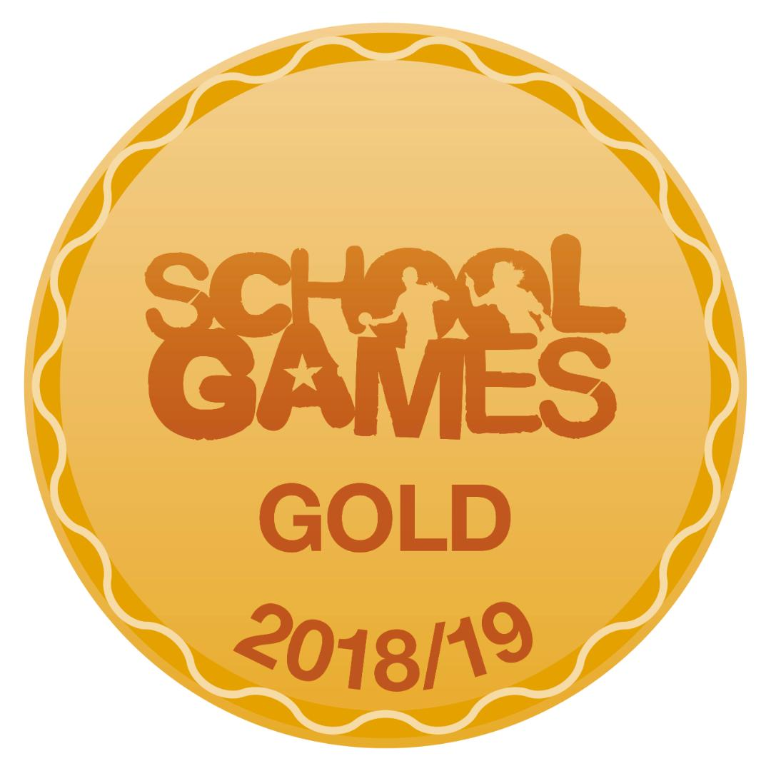 School Games Award 2018 19